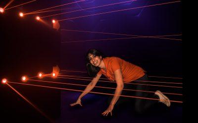 Installer votre jeu parcours laser